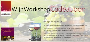 workshopcadeaubon